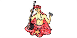 The Pancharathna Kritis of Thyagaraja